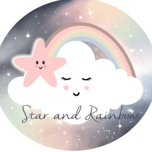 logo Star and Rainbow